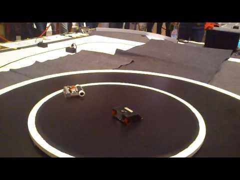 Sumo Challenge 2014 [Minisumo] Antiga vs Er3