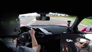 2019 Ferrari 488 Pista: Hot Laps at Ferrari's Fiorano Test Track