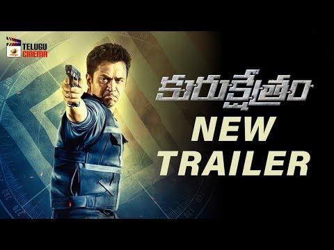 Kurukshetram Movie NEW TRAILER | Arjun | Varalakshmi | Prasanna | Vaibhav | Mango Telugu Cinema