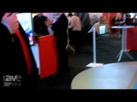 ISE 2015: Barco Exhibits HDF-W30 FLEX Projector with 30000 Lumens