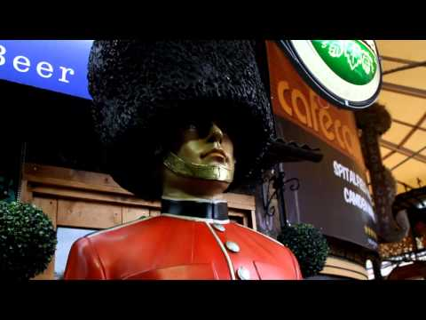 Cultural London video
