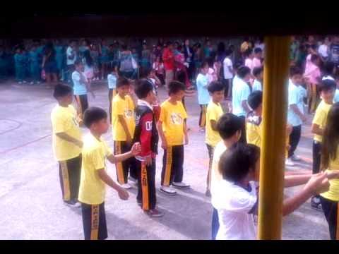 Gangnam Style -Kin Yang Academy Version