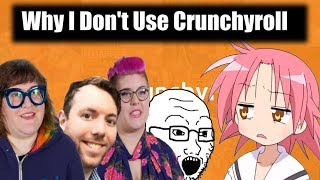Crunchyroll: An Anime Streaming Disaster