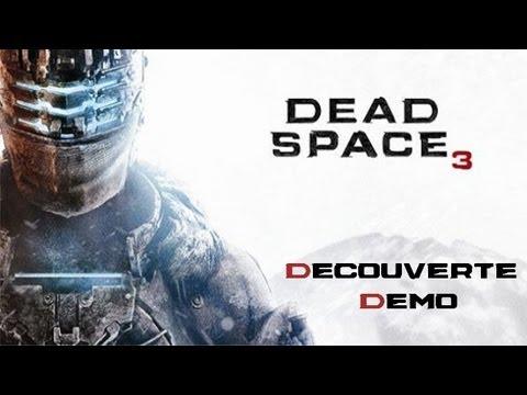 Dead Space 3   Découverte (démo)