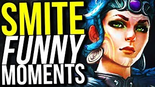 HiRez... Please buff Artio (Smite Funny Moments)