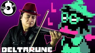 Deltarune: Field of Hopes and Dreams (Violin Symphonic Metal Cover) || String Player Gamer