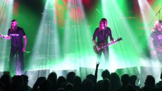 Watch New Model Army 125 M P H video