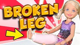 Barbie - Chelsea's Broken Leg | Ep.105