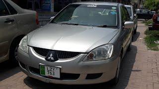 Mitsubishi Lancer Glx 1.3   2005 Review streaming