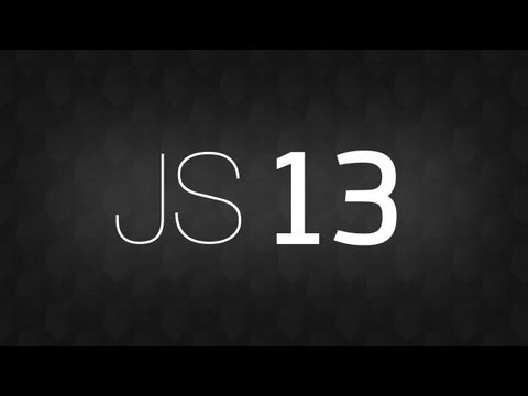 Javascript-джедай #13 - Функции