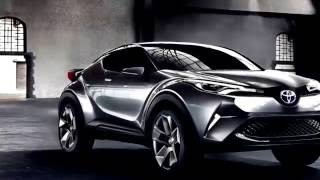 toyota chr review 2016