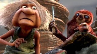 THE CROODS Movie Clip # 2