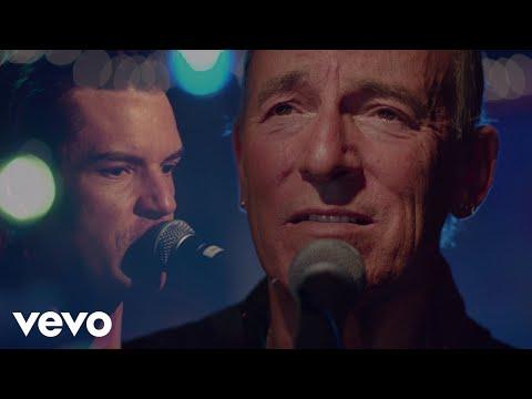 Download Lagu The Killers - Dustland  ft. Bruce Springsteen.mp3