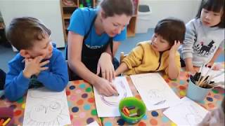 Creative Kids Brisbane Kindy Art Classes