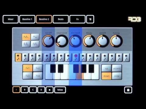 Mikrosonic Rd3 Groovebox Для Android