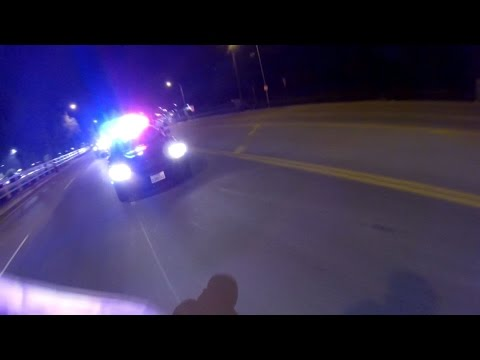 INSANE POLICE CHASE WITH HELICOPTER
