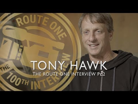 The 100th Route One Interview: Tony Hawk Pt.2