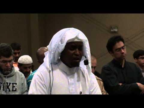 Ramadhan 1436 - Taraweeh Night 28 - Led by Imam Feysal برواية شعبة عن عاصم