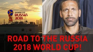Road to the Russia 2018 World Cup! | Rio's WC18 Vlogs