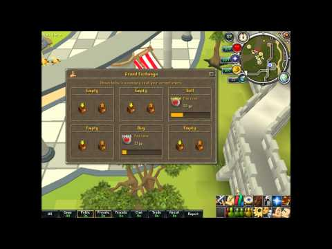Runescape Item Flipping with L2Flip Episode 38. 1m+ F2P Commentary (HD)