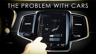 The Biggest Problem With Modern Cars