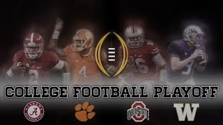 College Football Playoff Hype Video || 2016