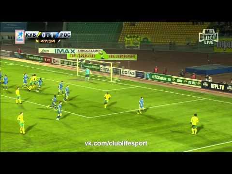 Кубань 2-2 Ростов | Обзор Матча