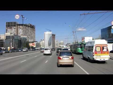 Новосибирск, 2017 05 16, Восход, Кирова, Октябрьская маг