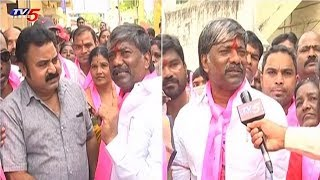 Secunderabad TRS Leader Padmarao Election Campaigning