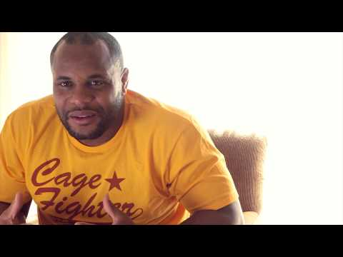 Daniel Cormier: I was put on Earth to Compete