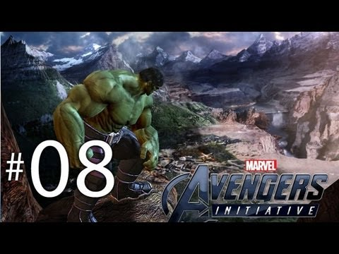 Avengers Initiative – Gameplay Playthrough Part 8 Final Boss Iron Man Hulkbuster Suit