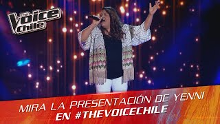 The Voice Chile | Yenni Luengo - Listen