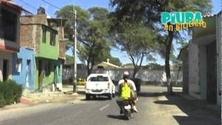 Piura En Bicicleta Con Cesar Leigh Peru