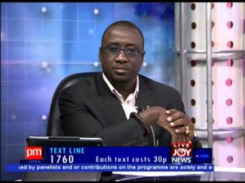 Sex Tourism in Ghana - PM Express (6-6-13)