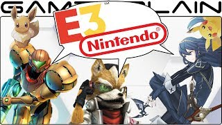 E3 2018 Predictions: Everything Else Nintendo! (Metroid, Fire Emblem, Pokémon, Star Fox, & More!)