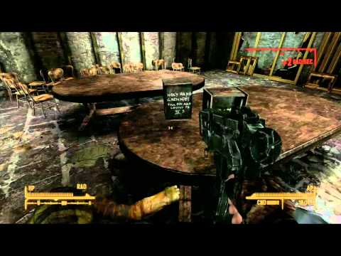 Fallout: New Vegas - Monty Python Easter Eggs