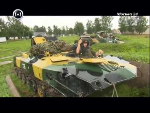 На что способны российские десантники. Специальный репортаж