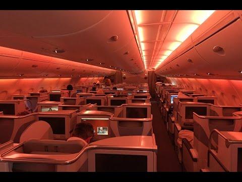 Emirates   Airbus A380   DXB-BKK   Business