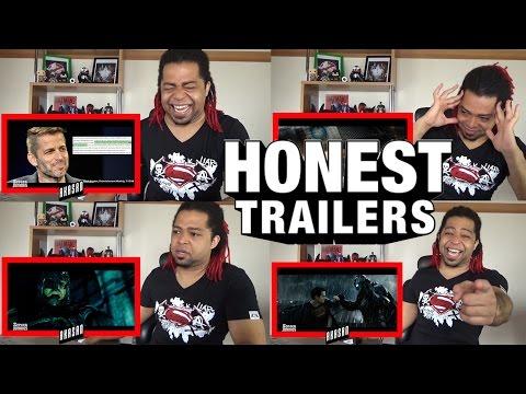 Honest Trailers - Batman v Superman: Dawn of Justice - REACTION