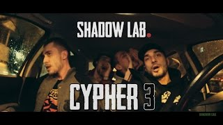 Shadow Lab. - Cypher #3 Imera / N.Kotich / MD Beddah / PRIM + Lyrics