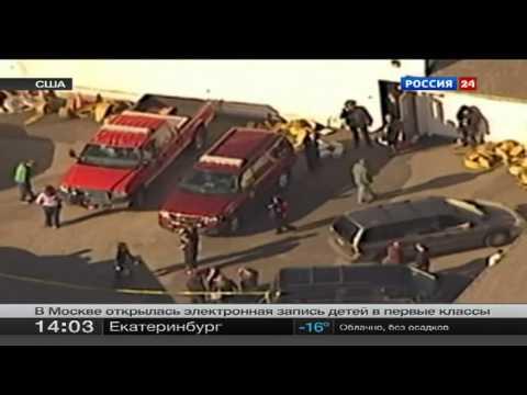 Страшная трагедия в Америке (15 дек. 2012) Прямой эфир