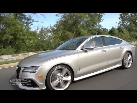 2015 Audi RS7 Test Drive & Review