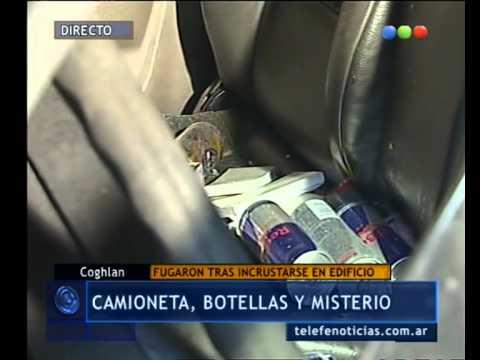 Camioneta incrustada en un edificio: hipótesis - Telefe Noticias