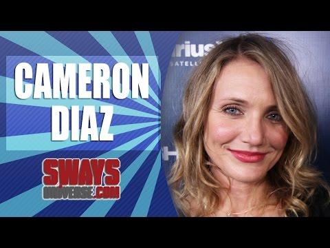 Cameron Diaz Talks