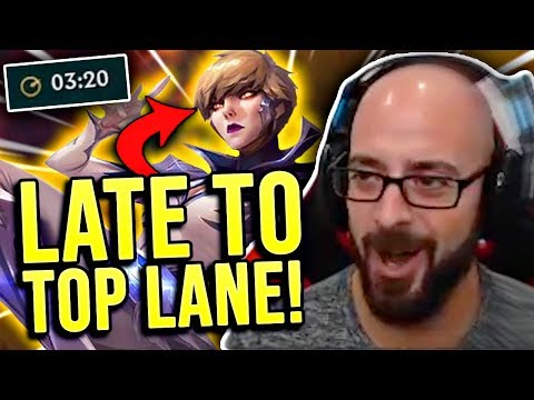 HE SHOULDN'T HAVE BEEN LATE TO TOP!!! - SRO Road to Challenger