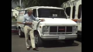 Old Top Gear 1989 Car Emission