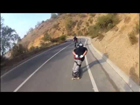 Downhill Lo Prado