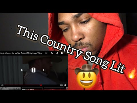 Download Lagu  Cody Johnson - On My Way To You    - Reaction Mp3 Free