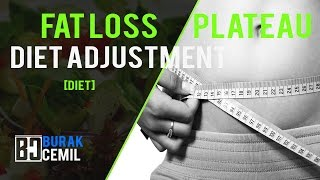 [DIET] How To Adjust Your Diet - Fat Loss Plateaus