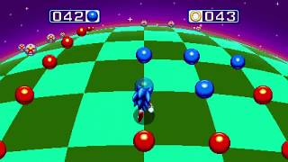 Sonic Mania Old Version Part 1